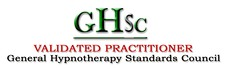 David is validated by the General Hypnotherapy Standards Council - Click HERE to visit the site